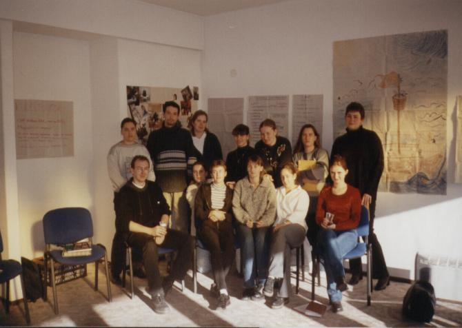 2001. aidstrening2