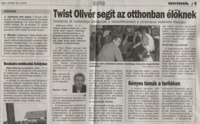2003.10 Újságcikk2